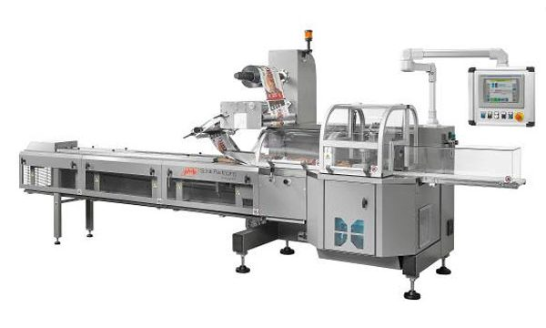 Flow Wrapping Machines