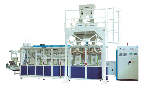 Μηχανήματα Συσκευασίας Ανοιχτού Στομίου & Βαλβίδων